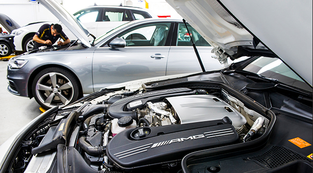 mercedes service adelaide